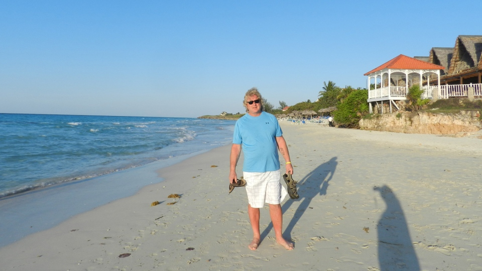 Robert Wudkevich, or Woody, of Nelson, B.C., rescued an Ottawa boy from the ocean in Varadero, Cuba.