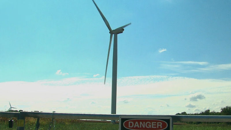 A rural family in southwestern Ontario has launched a lawsuit against a nearby wind farm, claiming the turbines are damaging their health.
