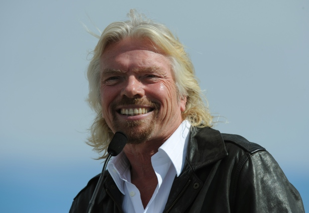 Branson says he may get into cruise shipping