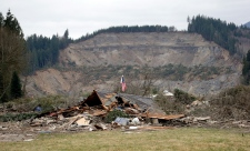 Washington State mudslide recovery