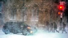 Spring blizzard blasts Atlantic Canada