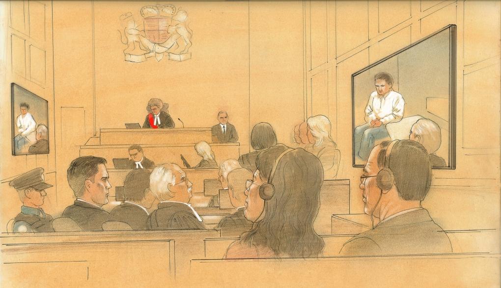 York University webcam murder trial Toronto