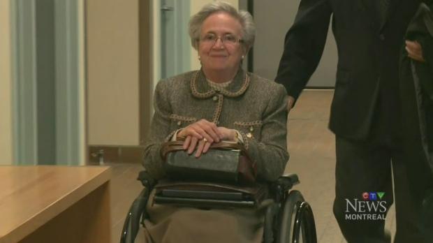 CTV Montreal: Lise Thibault trial begins