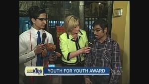 CTV Ottawa: Film-makers honoured by CHEO
