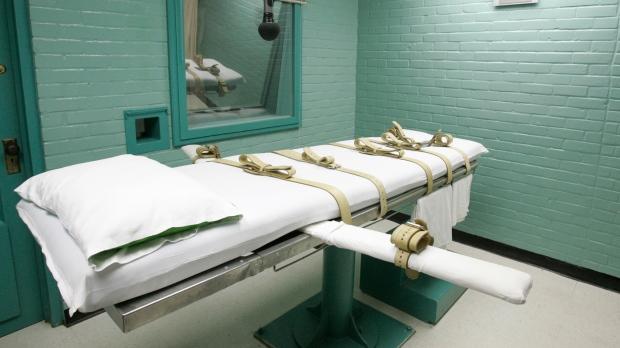 Texas execution room