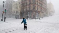 'Winter bomb' hits Atlantic Canada