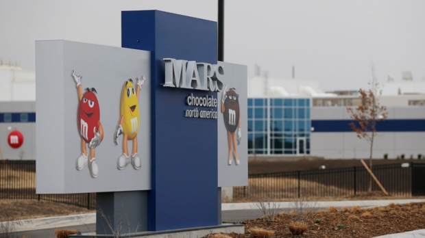 Mars Inc. plant near Topeka, Kansas