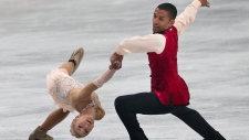 Savchenko, Szolkowy win af figure skating worlds