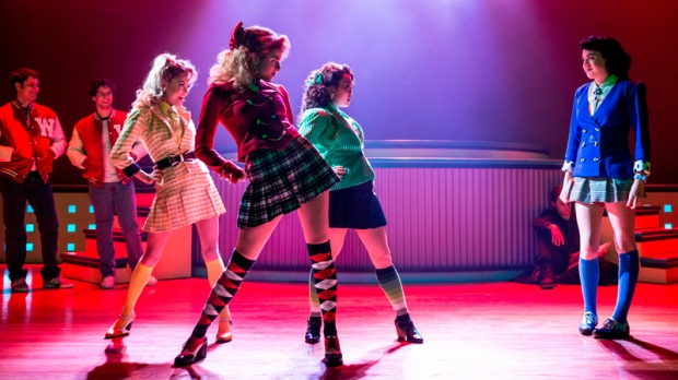 'Heathers' at New World Stages in New York