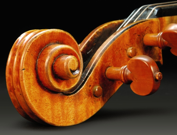 Rare Stradivarius viola