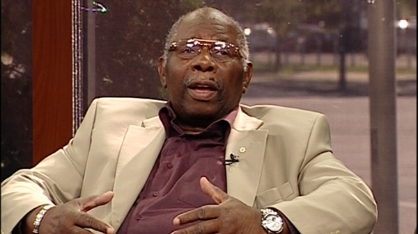 Oliver Jones will be performing at a fundraiser for Union United Church (Oct. 11, 2011)