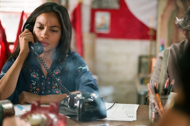 Rosario Dawson as Dolores Huerta