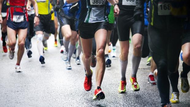 Marathon training good for the heart