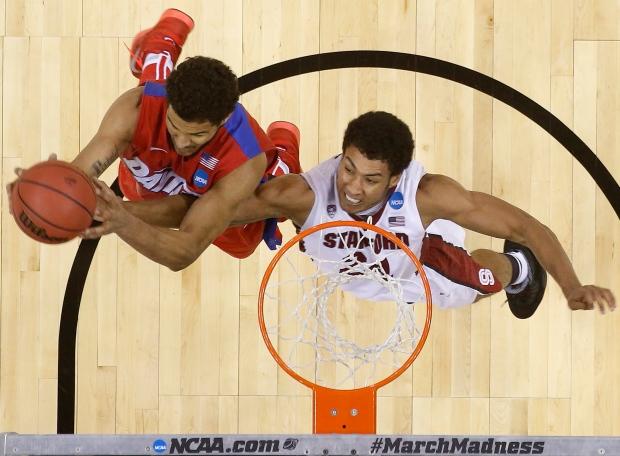 Dayton beats Stanford in NCAA tournament