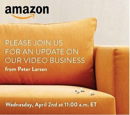 Amazon to launch set top box