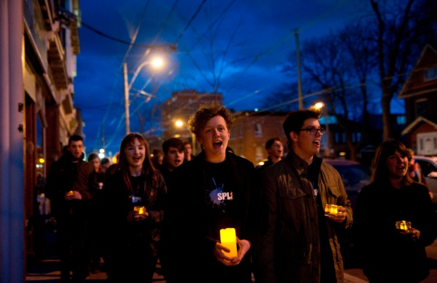 Canadian celebrities to promote Earth Hour