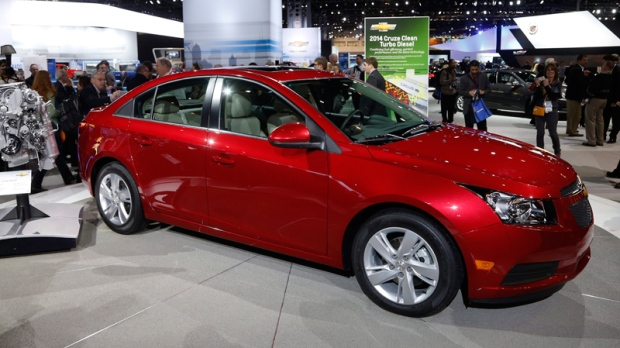 2014 Chevrolet Cruze Diesel in Chicago