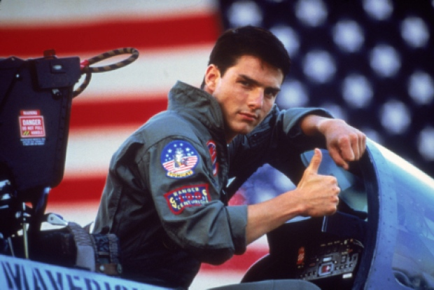 Top Gun sequel starring Tom Cruise in the works