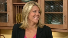 Nutrition expert Leslie Beck appears on Canada AM, Wednesday, Oct. 12, 2011