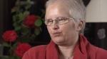 Elizabeth Astbury was diagnosed with Stage 3 breast cancer despite regular mammograms. March 28, 2014. (CTV)