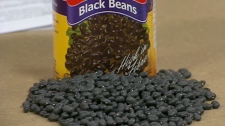 Black beans are great to add to a weight loss diet. Thanks to their dark colour they have more antioxidants than any other bean.