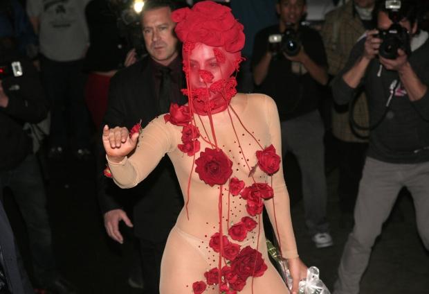 Lady Gaga celebrates 28th birthday