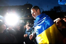 Vitali Klitschko backing billionaire ally