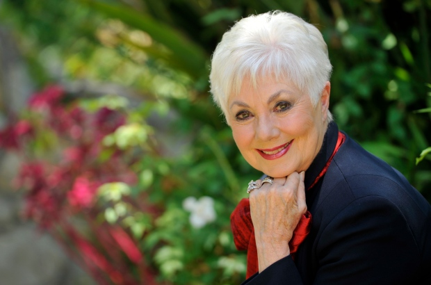 Shirley Jones to go skydiving for 80th birthday