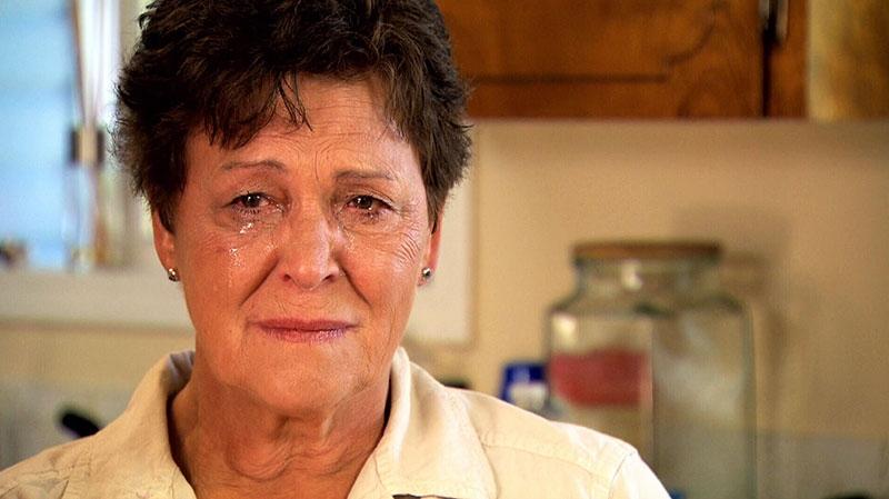 Greg Matters' mother Lorraine