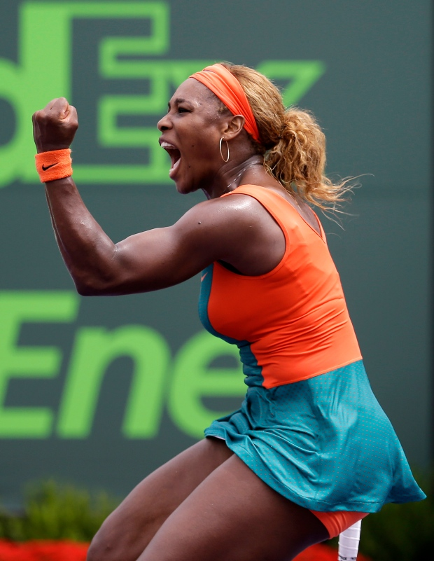 Serena Williams Key Biscayne