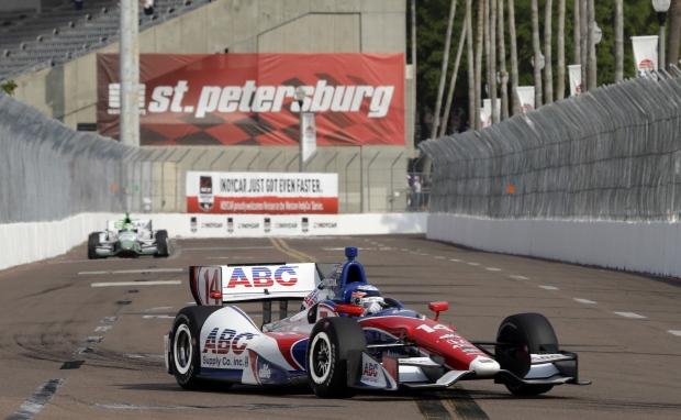 Takuma Sato IndyCar Series