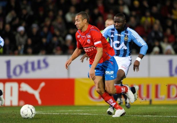 Swedish league match