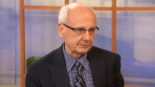 Dr. Donald Low, an infectious diseases expert with Toronto's Mount Sinai hospital appears on Canada AM, Wednesday, Oct. 12, 2011.