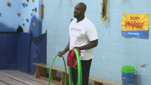 CTV Montreal: Teaching 'physical' literacy