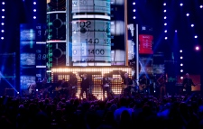 BTO performs with The Sheepdogs Junos