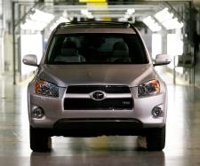 Toyota plant in Woodstock, Ontario