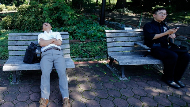 Google Naps maps out napping spots