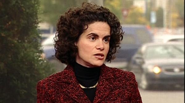 Antonia Maioni, professor at McGill University, analyzes the provincial elections (Oct. 13, 2011)