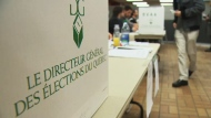 Voters in Gouin head to the polls on May 29, 2017