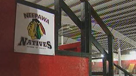 The MJHL said the Neepawa Natives notified the league about an incident last week.