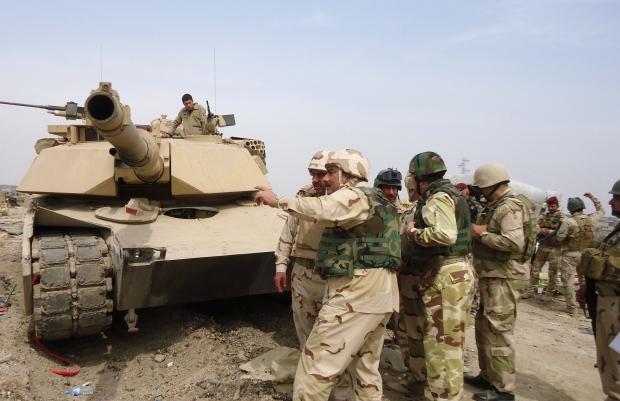 Iraq attacks kill 8 ahead of elections