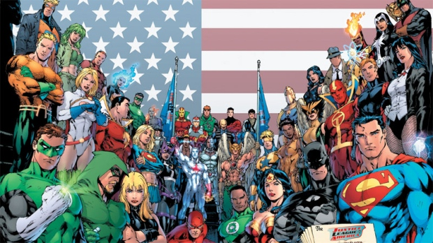 Heroes in the DC Comics family