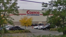 The Costco on Sumas Way in Abbotsford, B.C. is seen in this undated image. (Google Maps)