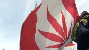 CTV News: Pot regulations on hold, for now