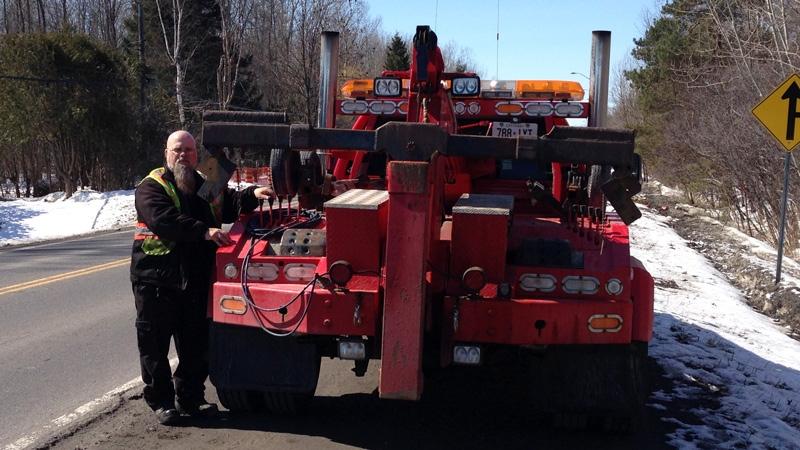 Tow Truck Ottawa >> Ottawa Tow Truck Operator Tired Of Over Charging Ctv News Ottawa