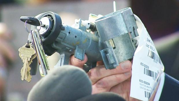 General Motors ignition recall
