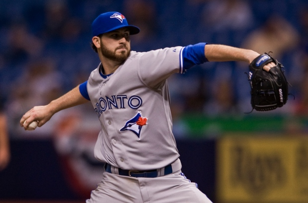 Blue Jays win Drew Hutchison