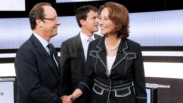 Segolene Royal named to new French cabinet