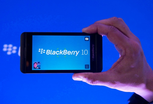 BlackBerry ends licensing deal with T-Mobile U.S.