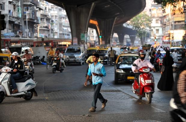 Mumbai combats honking